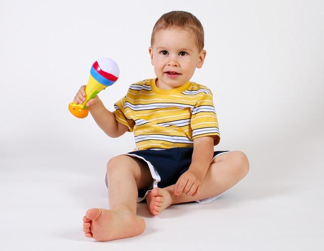 Odpowiedni rozwój dziecka czyli piasek kinetyczny