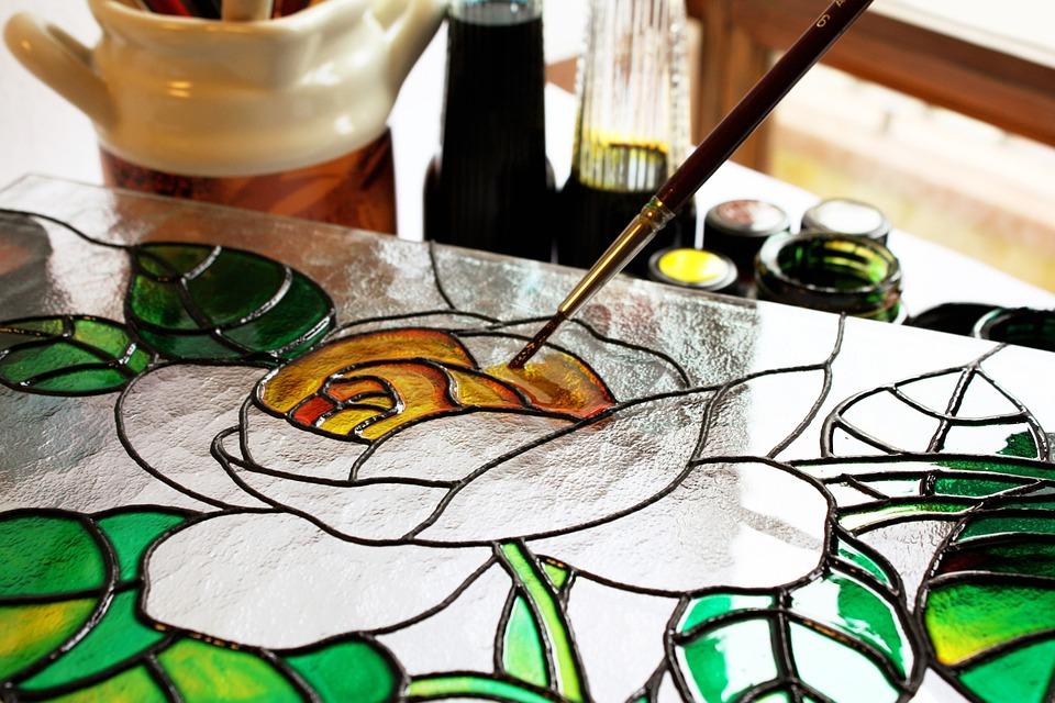 Daszki szklane i montaż żaluzji