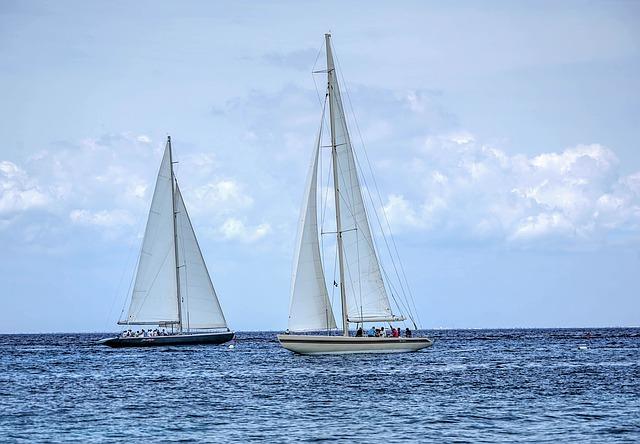 Wyposażenie dla żeglarza – elektronika jachtowa
