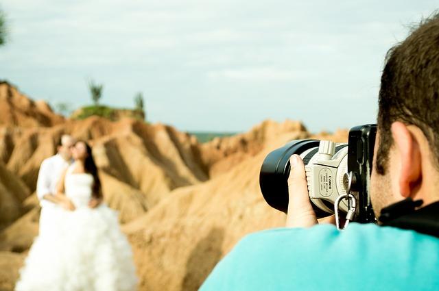 Zdjęcia ślubne na weselu kuzynki