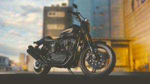 Dostaję w prezencie stelaż motocyklowy