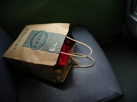 Reklama na torbie