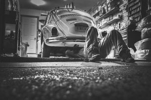 Zyskasz dostęp do podwozia swojego samochodu