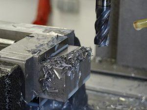 Obróbka metali lekkich takich jak aluminium