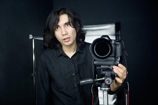 Znawcy tematu wideofilmowania