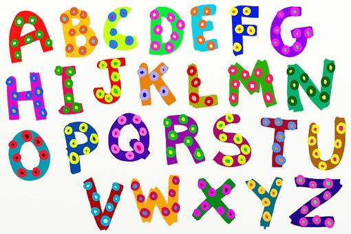 Wycinanie liter z folii