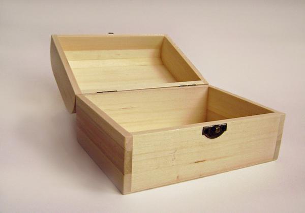 Modny design drewnianych opakowań ozdobnych