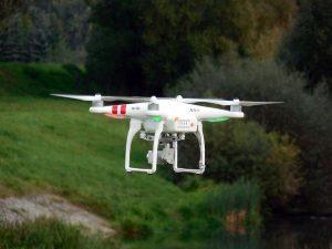 Wytrzymała walizka do przenoszenia drona