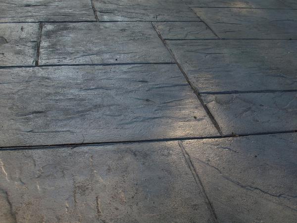 Okładziny z betonowych płyt