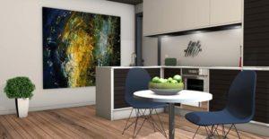 Wysokiej jakości mieszkania