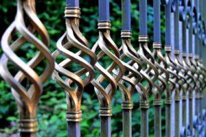 Panelowe rodzaje ogrodzeń