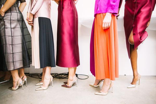 Warianty sukni dla puszystych kobiet