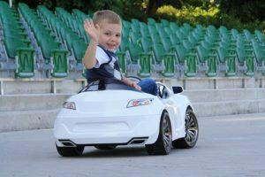 Najlepsze samochody dla dzieci