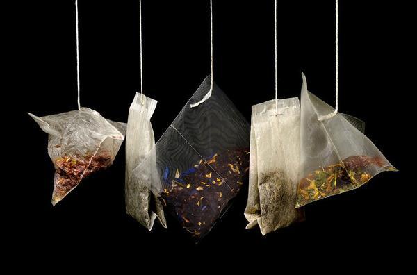 Sypane warianty herbat